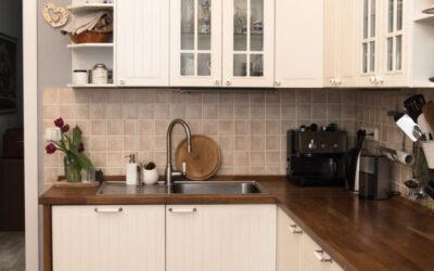 Jak vařit bez stresu a v uklizené kuchyni?