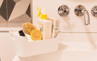 Jak uklidit koupelnu bez chemie?