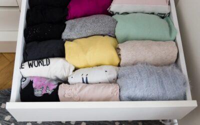 Dětské oblečení a 4 kroky k jeho snadné organizaci