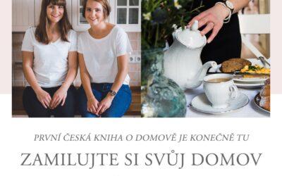 Kniha Zamilujte si svůj domov už brzy u vás