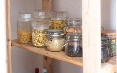 Jak si zorganizovat potraviny v kuchyni a ve spíži